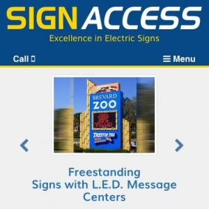 New Mobile Friendly SignAccess Website