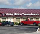 Florida Medical Training Institute - Channel Letters and Logo