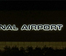 Melbourne International Airport - Convert letters to reverse-lit channel letters