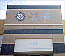 US Citizenship and Imigration Services - Dimensional Aluminum Letters and Logo