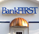 BankFIRST locations throughout Central Florida