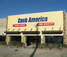 Cash America Pawn, Dale Mabry Hwy, Tampa - Channel letters, capsules, new middle canopy