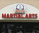 Elite Martial Arts - Channel Letters and Logo