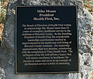 Health First Viera Hospital - Bronze Plaques