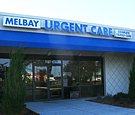 Melbay Urgent Care - Channel Letters and Capsules