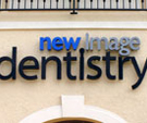 New Image Dentistry - LED-illuminated Reverse Channel Letters