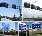 Port Canaveral - Additional Phase to Wayfinding Sign System