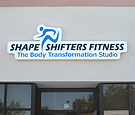 Shape Shifters Fitness - Contour Channel Sign