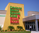 Daytona Beach Kennel Club - Interior and Exterior sign system