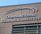 Translational Research - Installed reverse channel letters, as well as a number of internally illuminated monument signs around the campus