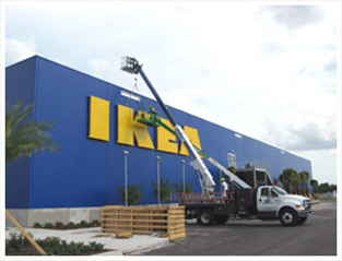 signaccess commercial sign installation service