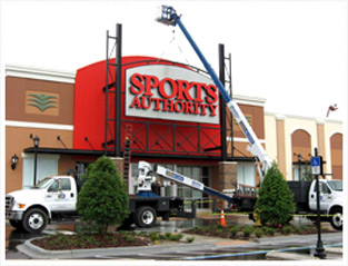 Sports Authority - Winter Garden, FL